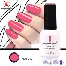 soak off uv led one step gel nail polish OEM