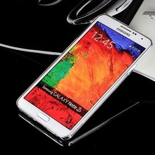 For Samsung galaxy Note 3 N9000 Transparent ultra thin TPU case