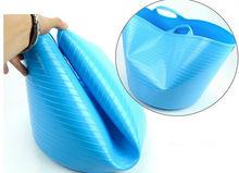 Multi-función Tubtrug cubos, cubos de plástico flexible