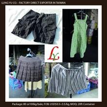 magazzino abbigliamento usato