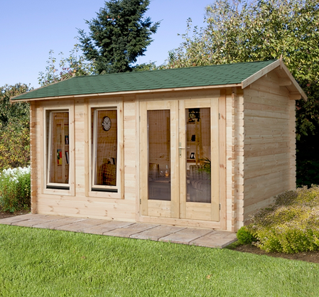 Dise o diferente casas port tiles jard n de la casa verde - Casas portatiles precios ...