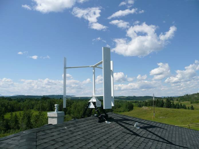 Vertical Axis Wind Turbine - Buy Wt1200 Product on Alibaba.com