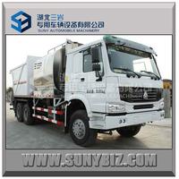 bitumen sprayer tank truck, road synchronous chip sealer ,Bitumen Distributor Truck