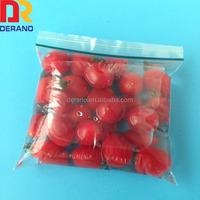 Food Packaging Printed Colored Ziplock Bags high quality cheap zipper bag