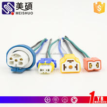 Meishuo wire harness cable 2.54 pitch with pvc tube