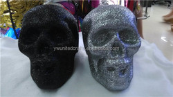 2015 yiwu new product halloween plastic craft pumpkins decorative