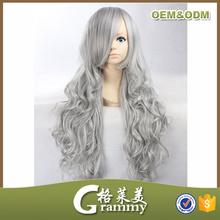 Aliexpress uk wholesale high quality 7a grade swiss lace brazilian grey hair wigs for women