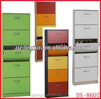 shoe rack designs wood amazing cabinet rack (DX-8607)