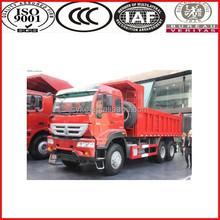 SINOTRUK direct factory 10wheel 30-40 ton big dump truck