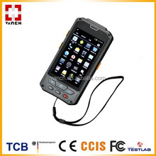 WIFI GPRS Bluetooth rugged rfid mobile phones UHF