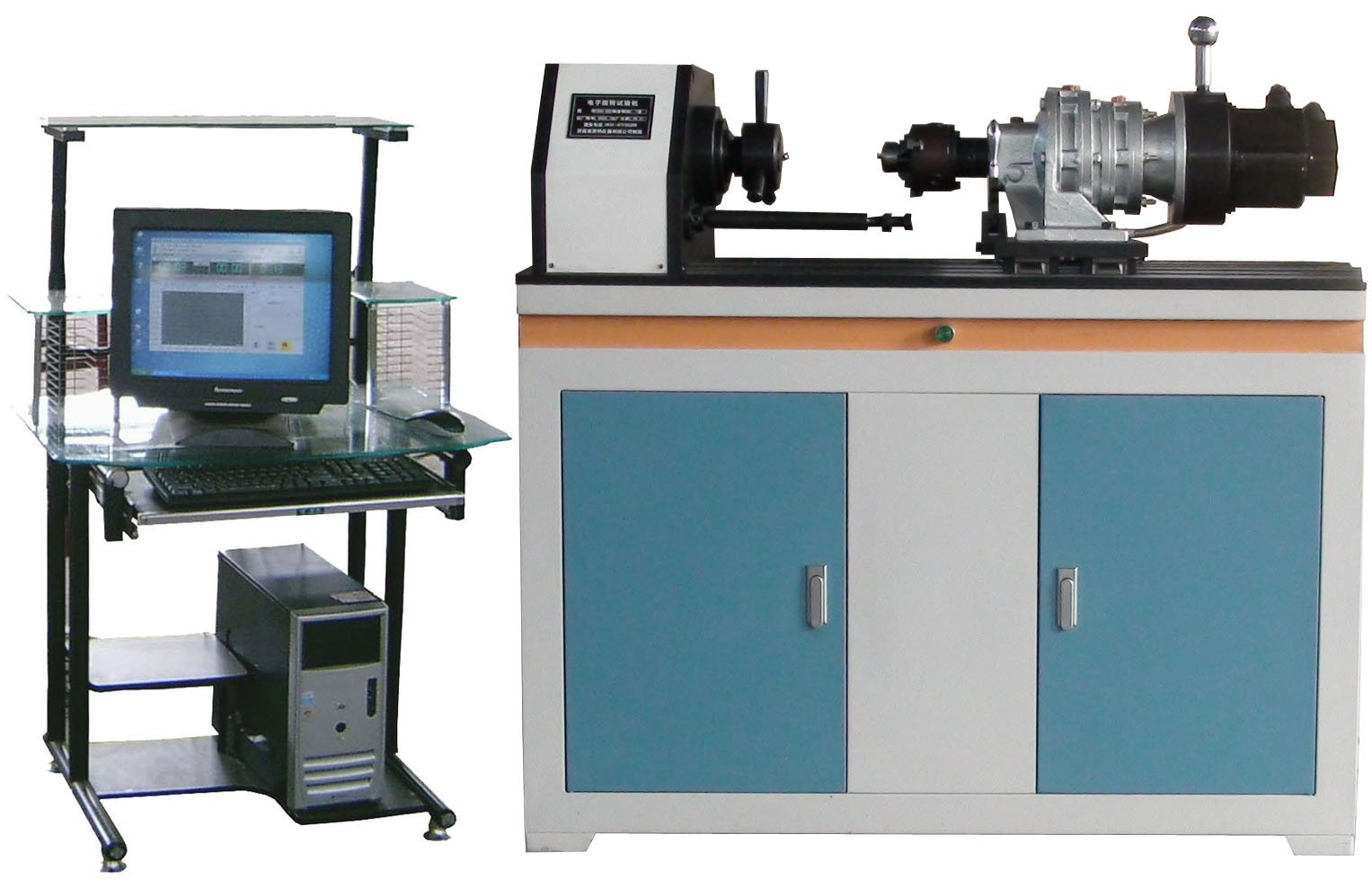 Electronic Product Testing Instruments : Tnw electronic torsion testing equipment view