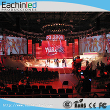 Nova led rental p4 display / Meanwell power supply led rental screen p4 / 4mm rental led curtain display