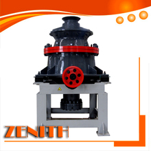 Various models cone crusher marble stone for mining