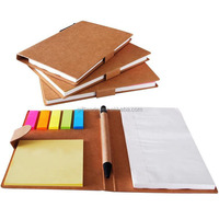 ECO Sticky Memo Note with Pen