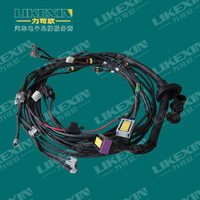 China Suppliers Autoparts Electric Wire Harness For Toyota Wire Harness