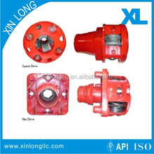 API Manual Tong Dies And Slip Inserts for W3 1/2-75 (125) Rotary Slips