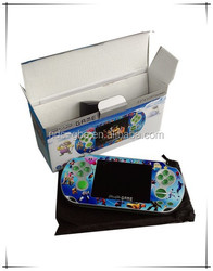 3.0 inch support GBA/SEGA-FC 16 bits/FC-8bits handheld video game console PMP-Game