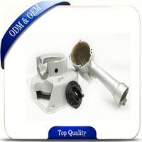 types of pump impellers with the most stringent quality inspection