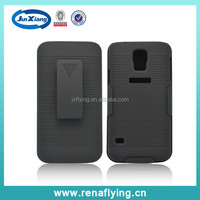 cell phone holster combo cases for samsung I9600 / MOBILE phone case for samsung