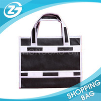 Eco-friendly New Design Hot Sale Eco Foldable Promotional Printed Reusable Colorful Custom PP Non Woven Shopping Tote Bag