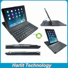 360 Swivel Case Bluetooth Keyboard For iPad Air 2, Anti Bump Bluetooth Keyboard With Case For iPad Air2