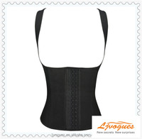 sexy hot women girdle, Sexy Latex slimming underbust fat burning waist Cincher corsets Wholesale
