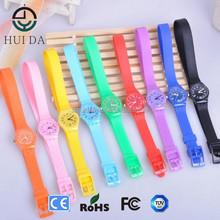 new design cheap silicon rubber colorful watch 2014