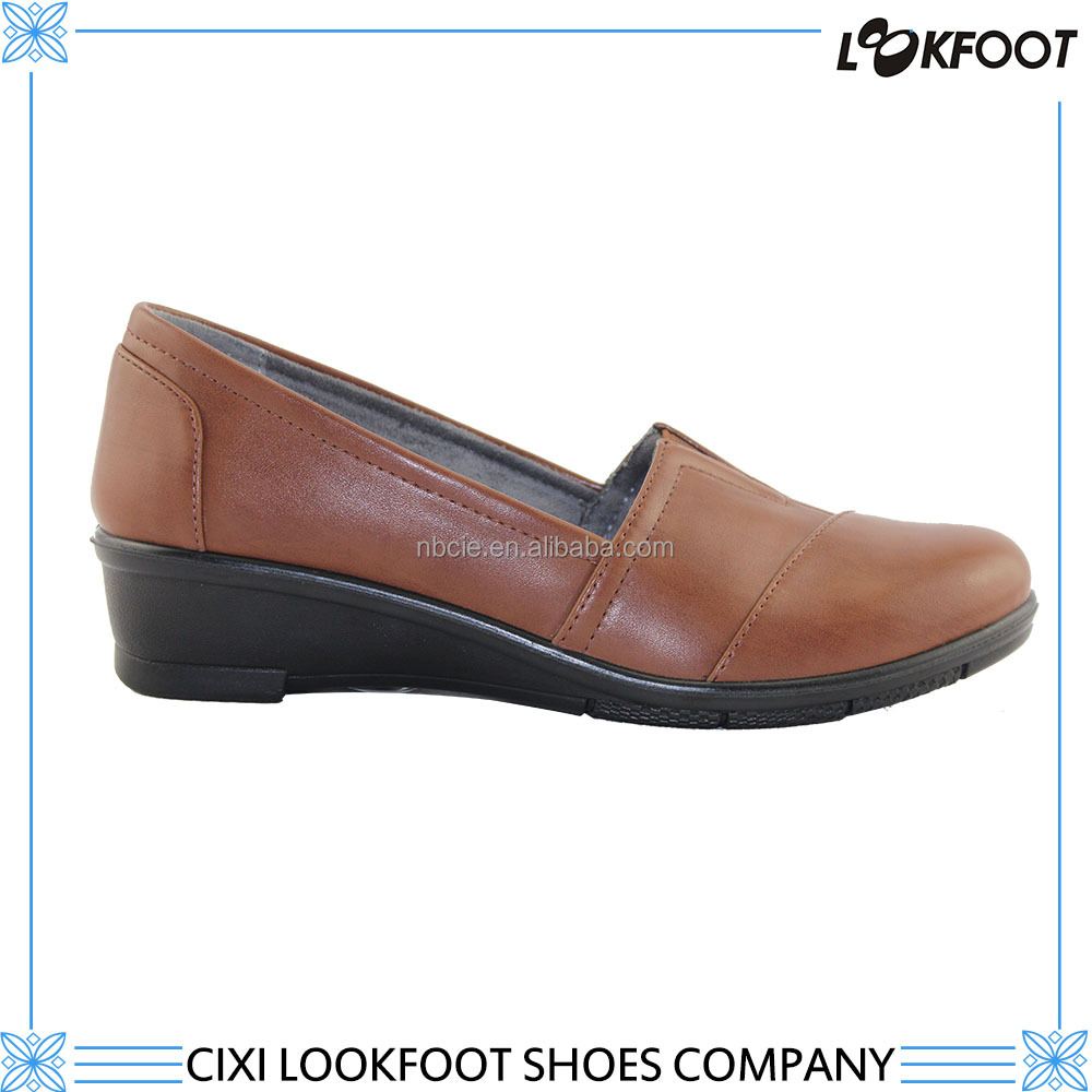 Advanced Technology Durable Women Shoes Comfortable Flat Ladies Casual Shoes - Buy Comfortable ...