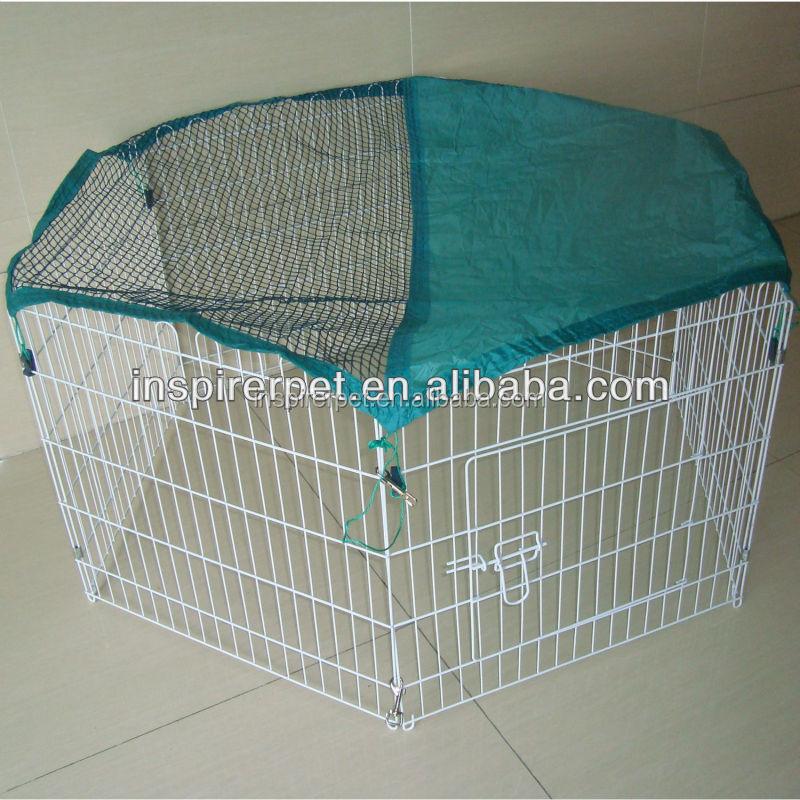 2014 New Designer Best Selling Pet Wire Playpen Folding New Dog Fence