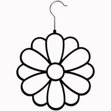 Hight Quality Flower Scarf Hanger