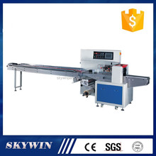 Three servo Automatic fresh fruit and vegetable packing machine
