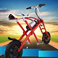 Gold supplier 36V 250w electric scooter folding chainless motor electric bike parts
