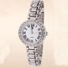 High quality best brand vogue fashion lady watch with roman numbers