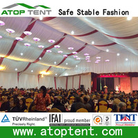 large marquee 20x30m air condition tent