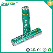 1.5v alkaline dry battery aaa import in china