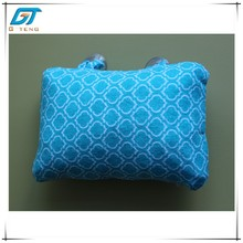 Colored Polyester Bath Pillow With Suction Cups