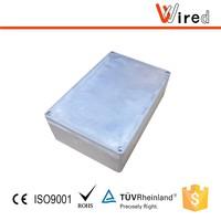 IP 65 Aluminum weatherproof junction box