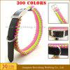 paracord retractable dog leash collar wholesale