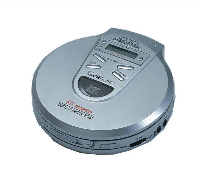 CD - проигрыватель cd walkman cd/9515