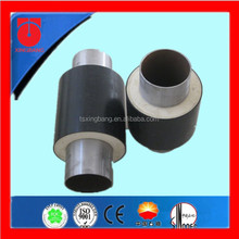 EN253 standard with high density pu foam pipe insulation