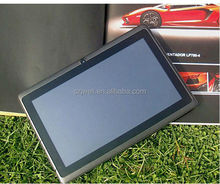 wholesaler products popular 7 inch pc with ethernet port cheap rugged and slim tablet pc software download