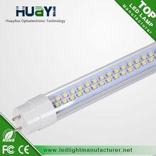 Rotating Ends 18w T8 1.2m led tube