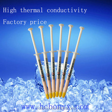 Industry Sealant High thermal conductive silicone compound paste Rubber Material