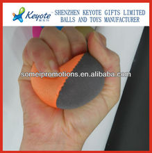 60mm gel stress ball covered in lycra