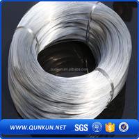 2015 hot sale low price el wire/ iron wire/ electro galvanized iron wire