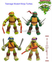 2014 Hot Sales Classic Collection Donatello Toys Party Teenage Mutant Ninja Turtles