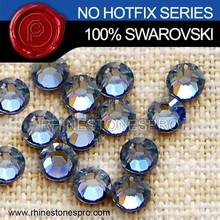 Swarovski Elements Fashionable Jewelry Denim Blue (266) 5ss Flat Back Crystal No Hot Fix Rhinestone