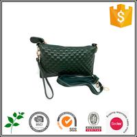 trend hard leather seaweed green handbag patterns free