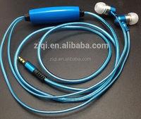Hot! creative gift el wire earphones/el earphones/el lighting earphones