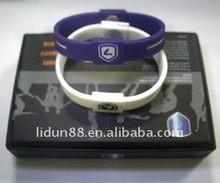 Lidun brand energy bracelets for sport energy activity
